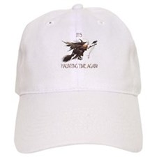 Witch haunting time Baseball Cap