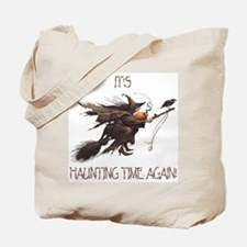 Witch haunting time Tote Bag