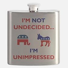 Unimpressed Flask