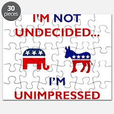 Unimpressed Puzzle