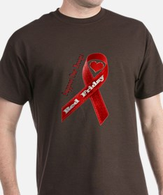 Red Friday: Support Our Troops T-Shirt