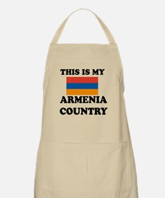 This Is My Armenia Country Apron