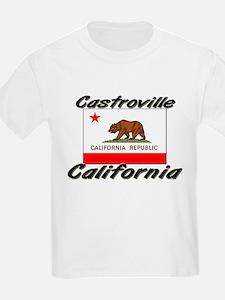 Castroville California T-Shirt