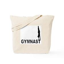 """Gymnast II"" Tote Bag"