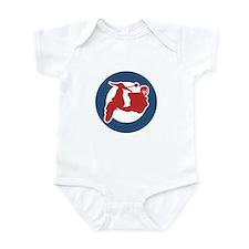 Brit Scooter Infant Bodysuit