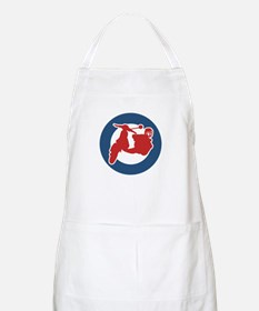 Brit Scooter BBQ Apron