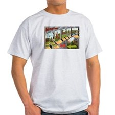 Rome Georgia Greetings (Front) T-Shirt