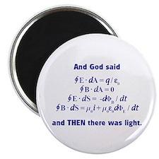 And God Said Magnet