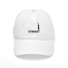 """Gymnast II"" Baseball Cap"