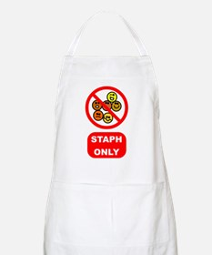 Staph Only BBQ Apron
