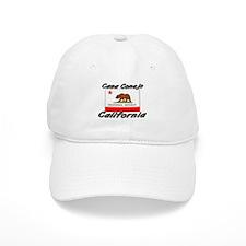 Casa Conejo California Baseball Cap
