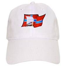 Norge Viking Ship Baseball Cap