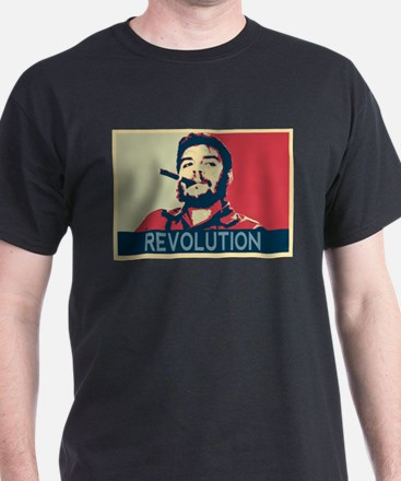 Che Guevara, hope poster landscape T-Shirt