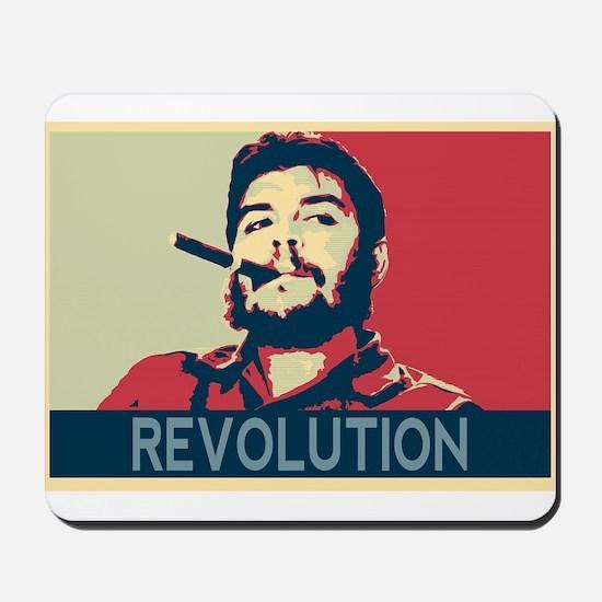 Che Guevara, hope poster landscape Mousepad