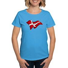 Flag of Denmark Tee