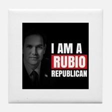 Rubio Republican Tile Coaster