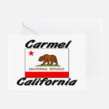 Carmel California Greeting Cards (Pk of 10)