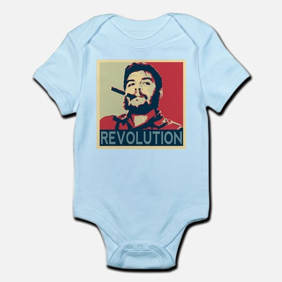 Che Guevara, hope poster square Body Suit