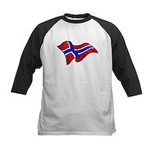 Norwegian flag of Norway Tee