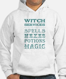 WITCH SERVICES Hoodie