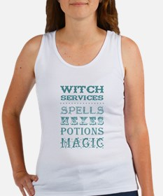 WITCH SERVICES Tank Top