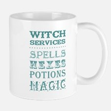 WITCH SERVICES Mugs