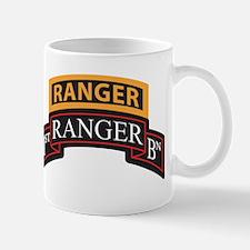 1st Ranger BN Scroll with Ran Mugs