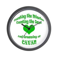 Wall Clock - DREAMING OF CAVAN