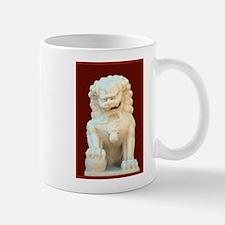 Guardian Lion Small Small Mug