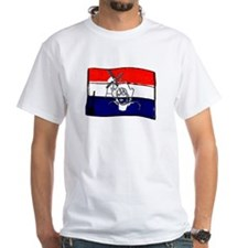 Dutch flag with sketch Shirt