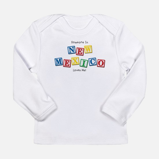 newMexico Long Sleeve T-Shirt