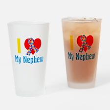 Autism Nephew Drinking Glass