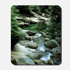 Rocky Stream Mousepad