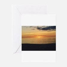 Marco Island, FL-Sunset Greeting Cards