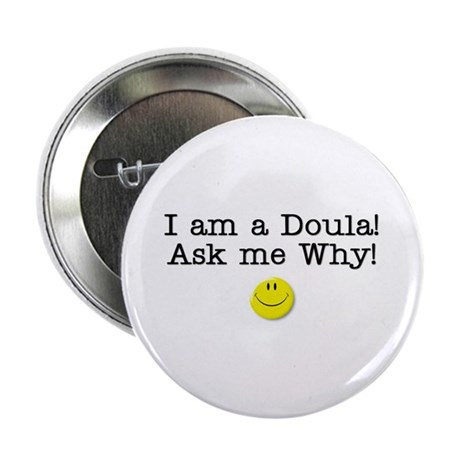 I'm a Doula 10 pack buttons