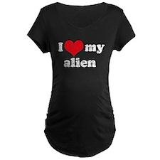 I love my Alien T-Shirt