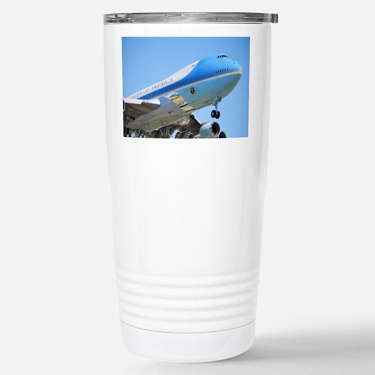 Air Force One Travel Mug
