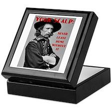 Your Scalp Keepsake Box