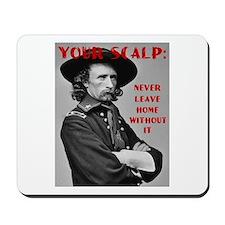 Your Scalp Mousepad