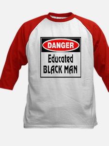 DANGER -- Educated Black Man Tee
