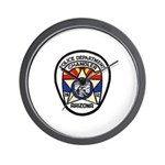 Chandler Police Wall Clock