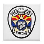 Chandler Police Tile Coaster