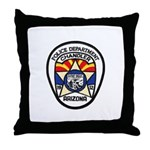 Chandler Police Throw Pillow