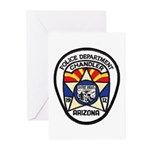 Chandler Police Greeting Cards (Pk of 10)