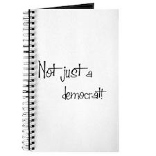 Not just a Democrat! Journal