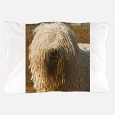 komondor Pillow Case