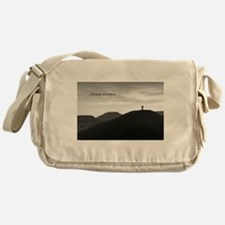 Because It's There Messenger Bag