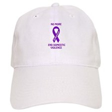 No more abuse/Survivor Baseball Cap