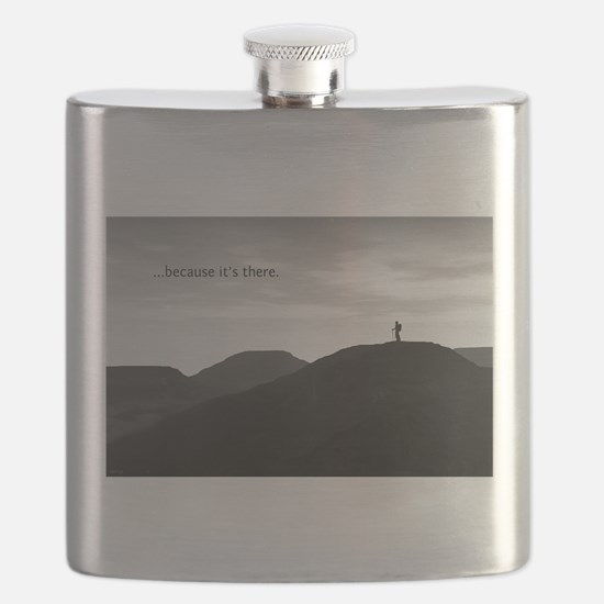 Because It's There Flask