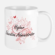Higher Education Administrator Artistic Job D Mugs